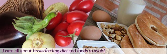 Breastfeeding Diet and Allergies
