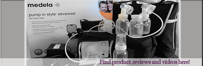 Breastfeeding Products Reviews