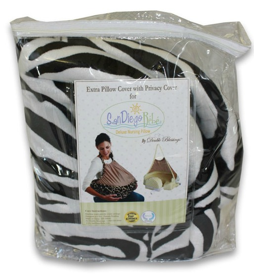 Buy Double Blessings San Diego Bebe Single Deluxe Pillow Extra Covers