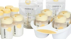 Learn about breast milk storage options