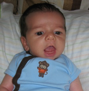 Ankyloglossia prevents the tongue from protruding outside of the mouth