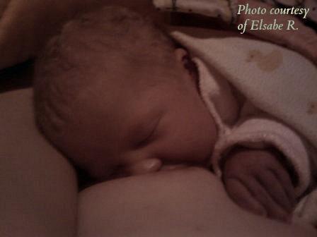 Breastfeeding twins one-by-one