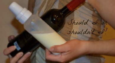 Breastfeeding and alcohol consumption dilemma