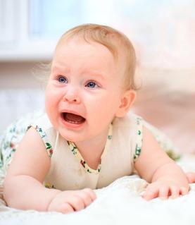 Crying babies' reasons