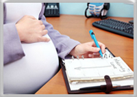 Learn about maternity leave and FMLA