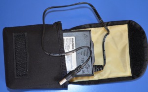 Medela Pump In Style Advanced Metro Bag battery pack