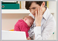 Learn how to plan return to work after maternity leave