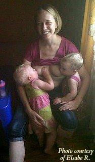 Breastfeeding twins basics